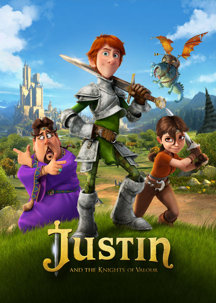 Justin and the Knights of Valor Netflix US (United States)