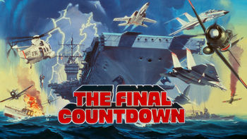 Netflix box art for The Final Countdown