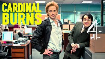 Netflix box art for Cardinal Burns - Season 1