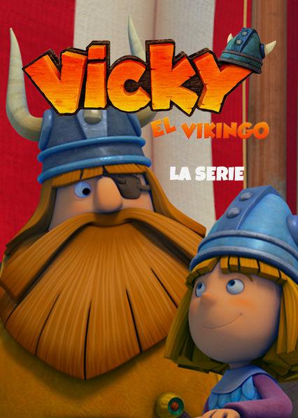 Carátula de Vicky el vikingo