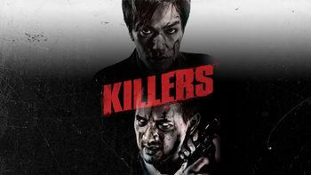 Netflix box art for Killers