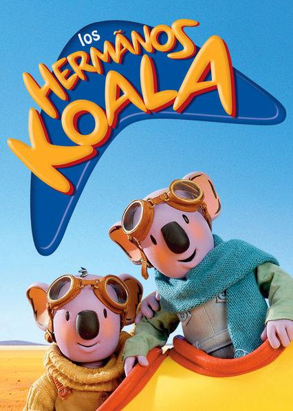 Carátula de Los hermãnos koala