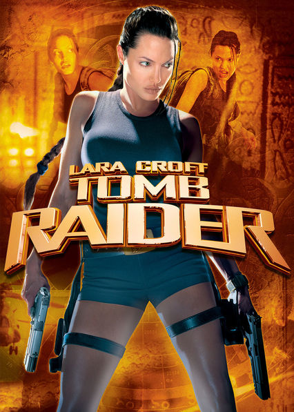 Tomb Raider Netflix VE (Venezuela)