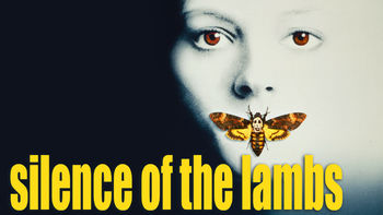 Netflix box art for Silence of the Lambs