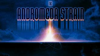 Netflix box art for The Andromeda Strain