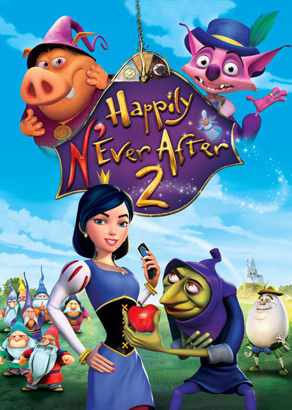 Happily N'Ever After 2: Snow White Netflix ES (España)