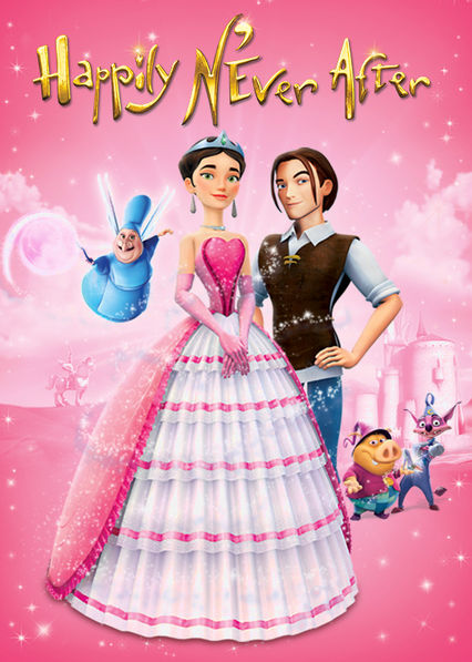 Happily N'Ever After Netflix ES (España)