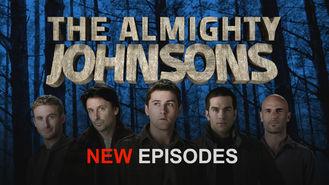Netflix box art for The Almighty Johnsons - Season 2