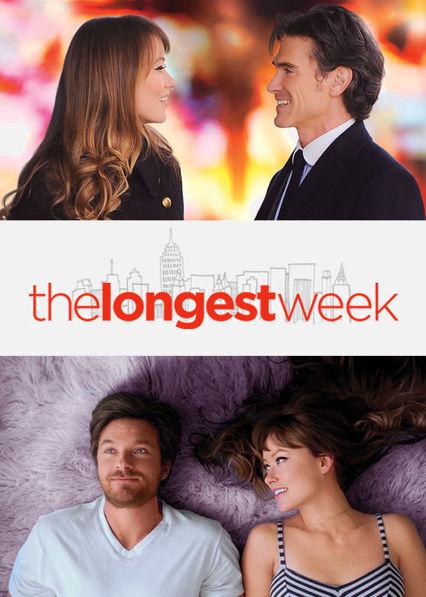The Longest Week Netflix AU (Australia)