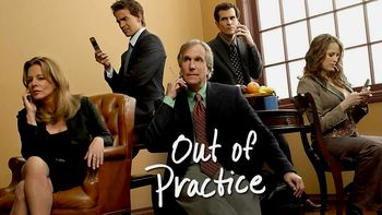 Netflix box art for Out of Practice - Season 1