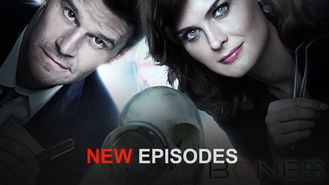 Netflix box art for Bones - Season 10
