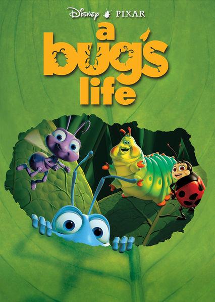 A Bug's Life Netflix MX (Mexico)