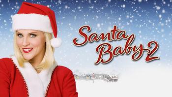 Netflix box art for Santa Baby 2: Christmas Maybe