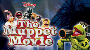 Netflix box art for The Muppet Movie