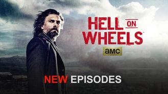 Netflix Box Art for Hell on Wheels - Season 4