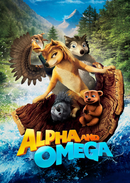 Alpha and Omega Netflix BR (Brazil)