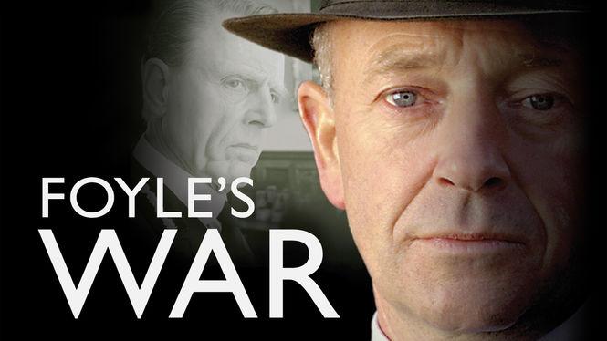 Netflix Box Art for Foyle's War - Series 7