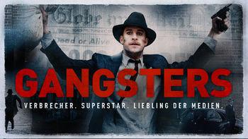 Netflix box art for Citizen Gangster