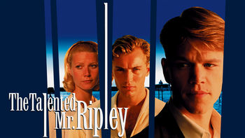Netflix box art for The Talented Mr. Ripley
