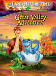 The Land Before Time II: The Great Valley Adventure Poster