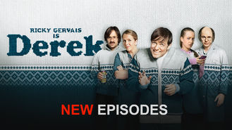 Netflix Box Art for Derek - Season 3