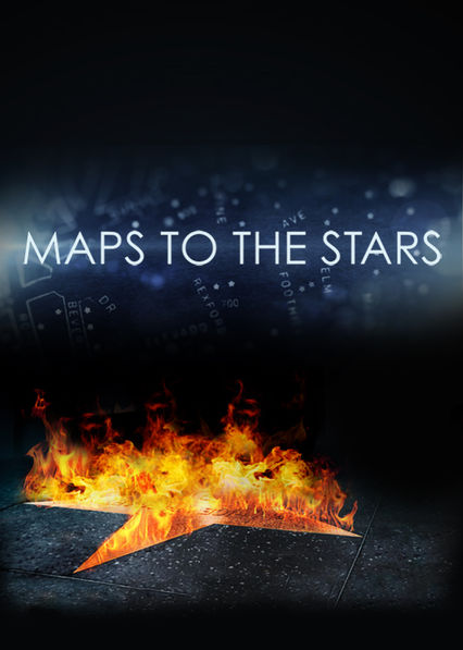 Maps to the Stars Netflix CL (Chile)
