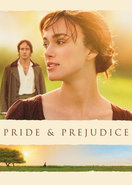 Pride and Prejudice Netflix BR (Brazil)