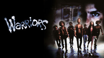 Netflix box art for The Warriors