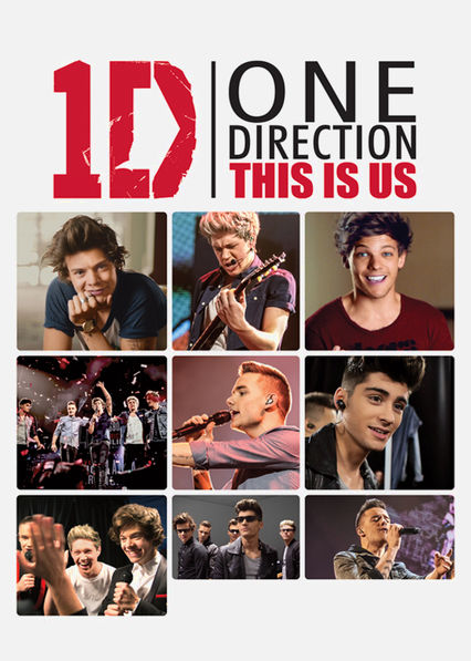 One Direction: This Is Us Netflix BR (Brazil)