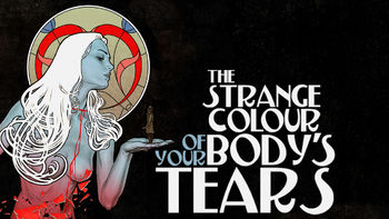 Netflix box art for The Strange Color of Your Body's Tears