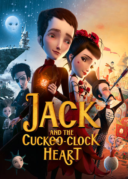 Jack and the Cuckoo-Clock Heart Netflix AR (Argentina)