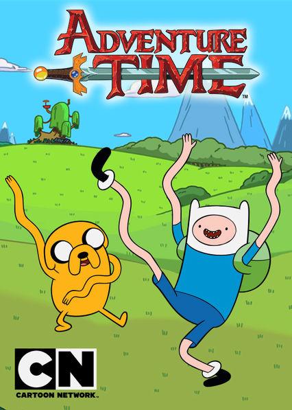 Adventure Time Netflix ES (España)