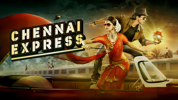 Netflix box art for Chennai Express