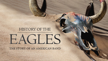 Netflix Box Art for History of the Eagles