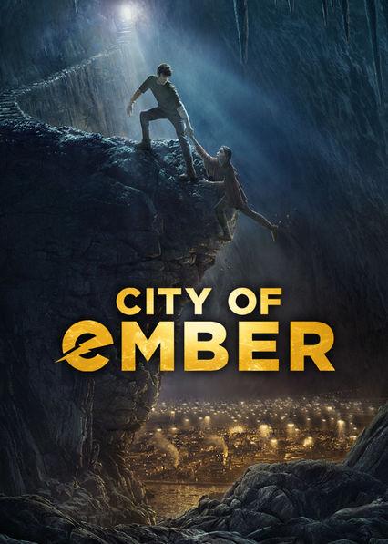 City of Ember Netflix AU (Australia)