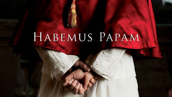 Netflix box art for We Have a Pope