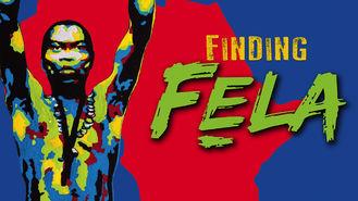 Netflix box art for Finding Fela