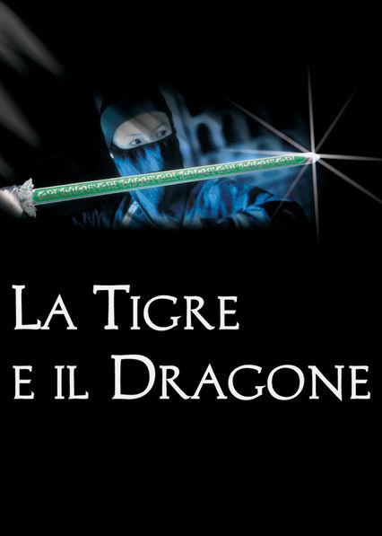 Crouching Tiger, Hidden Dragon Netflix BR (Brazil)