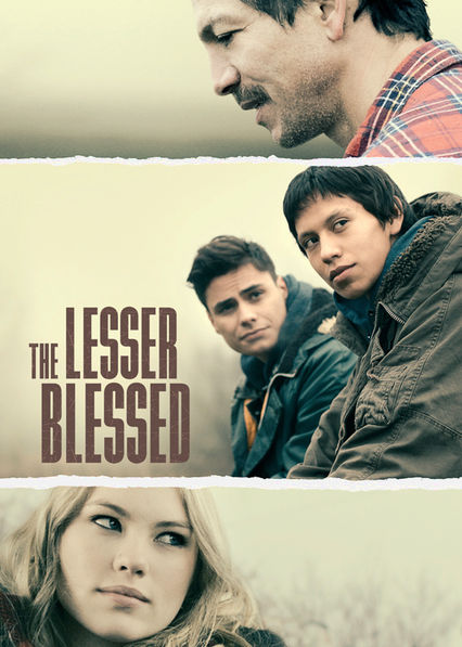 The Lesser Blessed Netflix AR (Argentina)