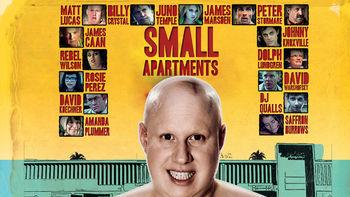 Netflix box art for Small Apartments