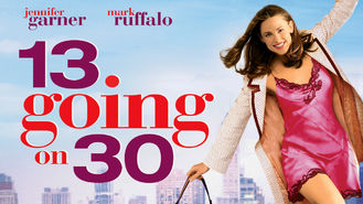 Netflix box art for 13 Going on 30