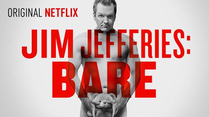 Jim Jefferies: BARE   filmes-netflix.blogspot.com