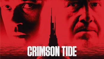 Netflix box art for Crimson Tide