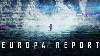 Netflix box art for Europa Report