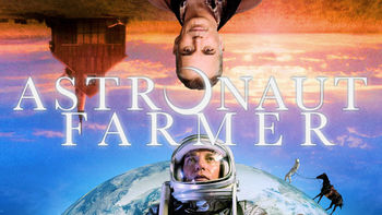 Netflix box art for The Astronaut Farmer