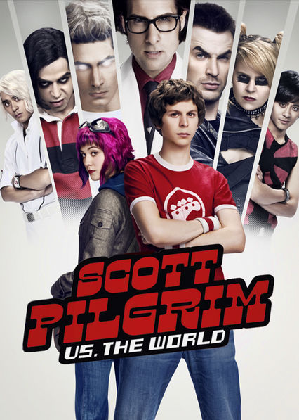 Scott Pilgrim vs. the World Netflix BR (Brazil)