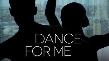 Netflix box art for Dance for Me