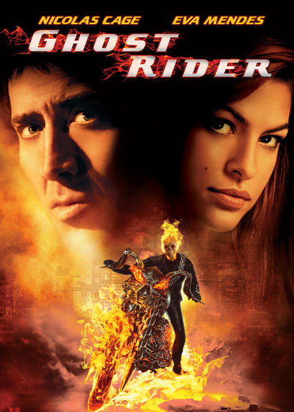 Ghost Rider Netflix KR (South Korea)