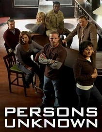 Persons Unknown: Season 1: Saved