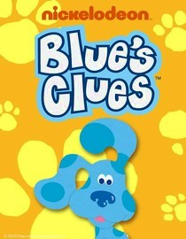 Blue's Clues: Season 1: Magenta Comes Over